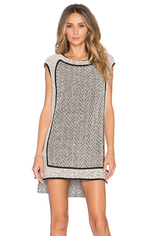 Tularosa Lincoln Knit Dress in Cream   REVOLVE