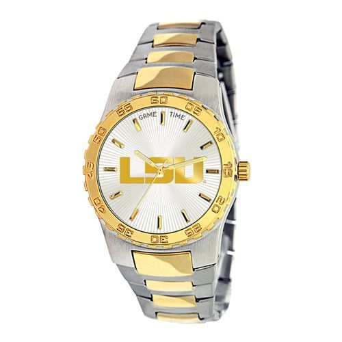 LSU Tigers NCAA Mens Executive Series Watch