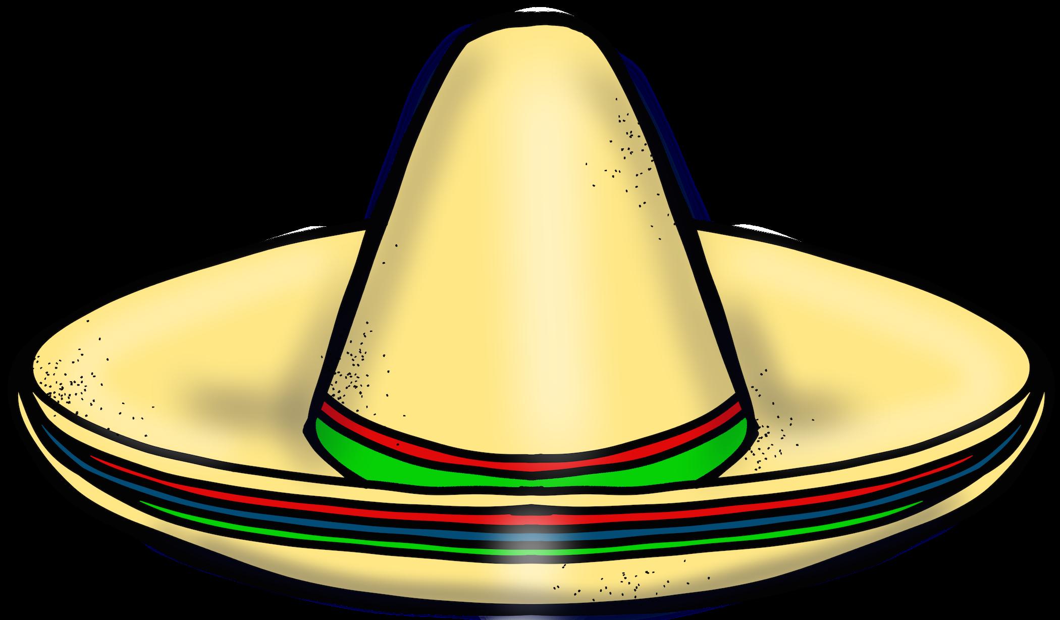 Sombrero Sombreros Algunas Personas Clipart