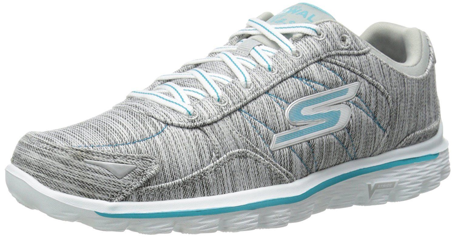 39dd2aeaab50 Skechers Performance Women s Go Walk 2 Flash Linear Walking Shoe   More  info could be found at the image url.
