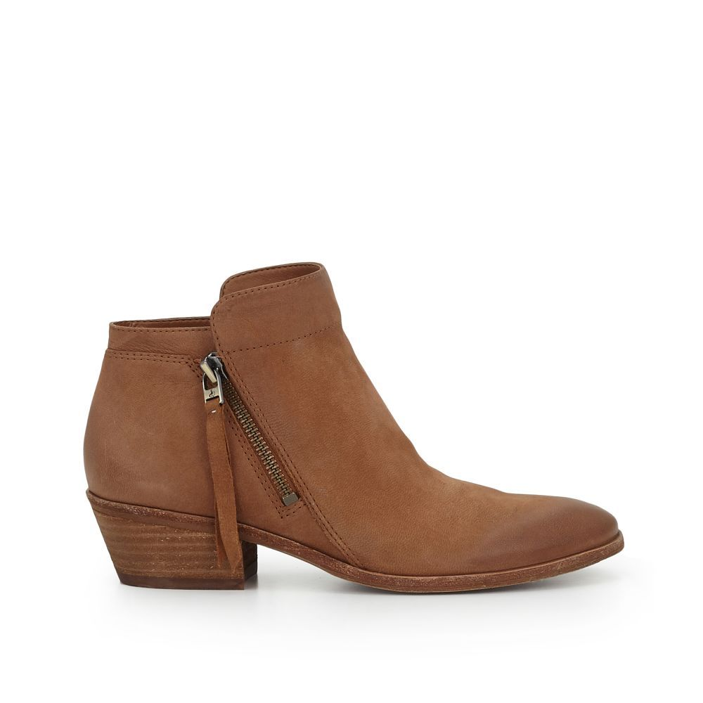 Packer Suede Block Heel Booties IuoR0AKMlU