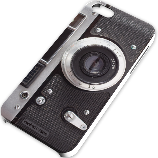 Inspired Cases Vintage Camera Photography Case for iPhone 5 & 5s Inspired Cases