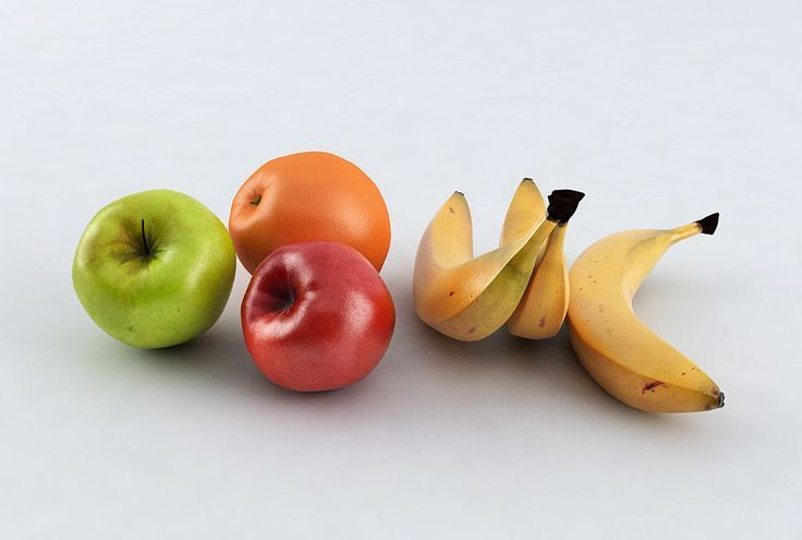 Hyperrealistic 3D fruit models that fit perfectly to your project! Get...   -  K...   -  Fruit kabo
