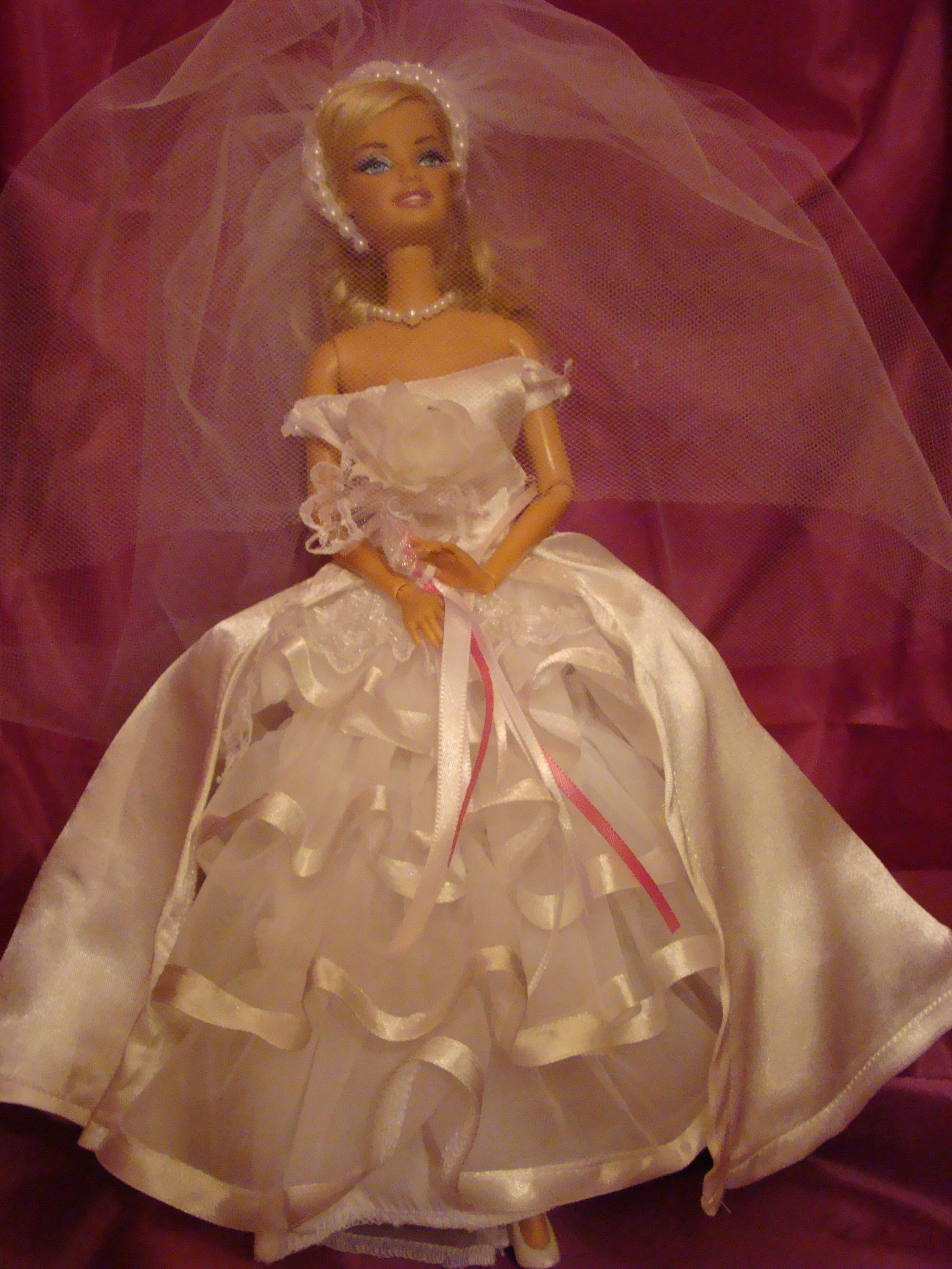 Vintage remake of 1960 Brides Dream by Exotic Barbie Designs | cool ...