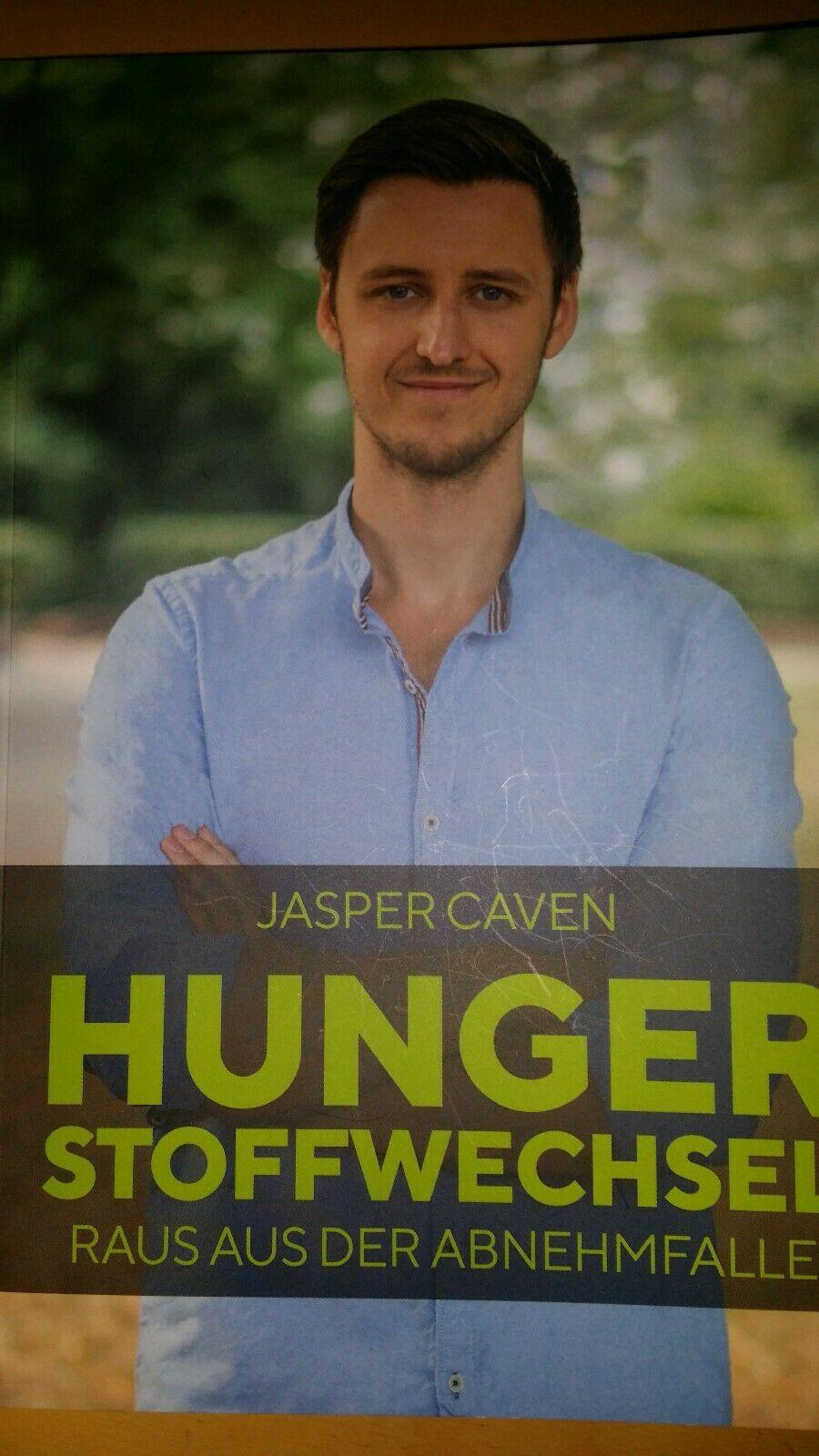 Hunger Stoffwechsel von Jasper Caven - Stoffwechsel..