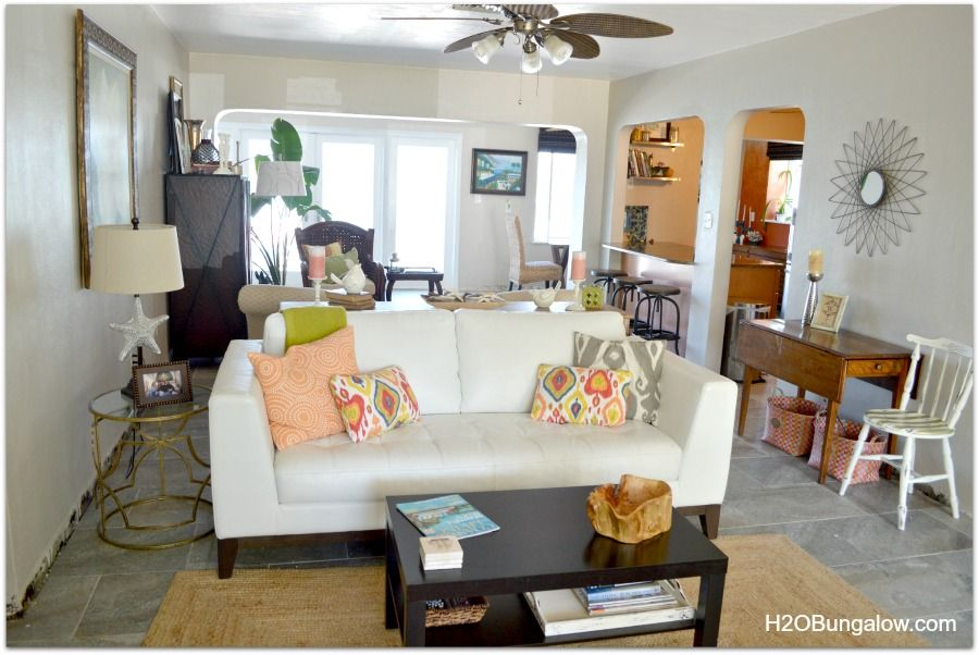 Tips for decorating a small space to make it feel larger ...