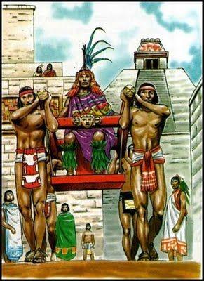 Povo Guerreiro Os Astecas Habitaram A Regiao Do Atual Mexico