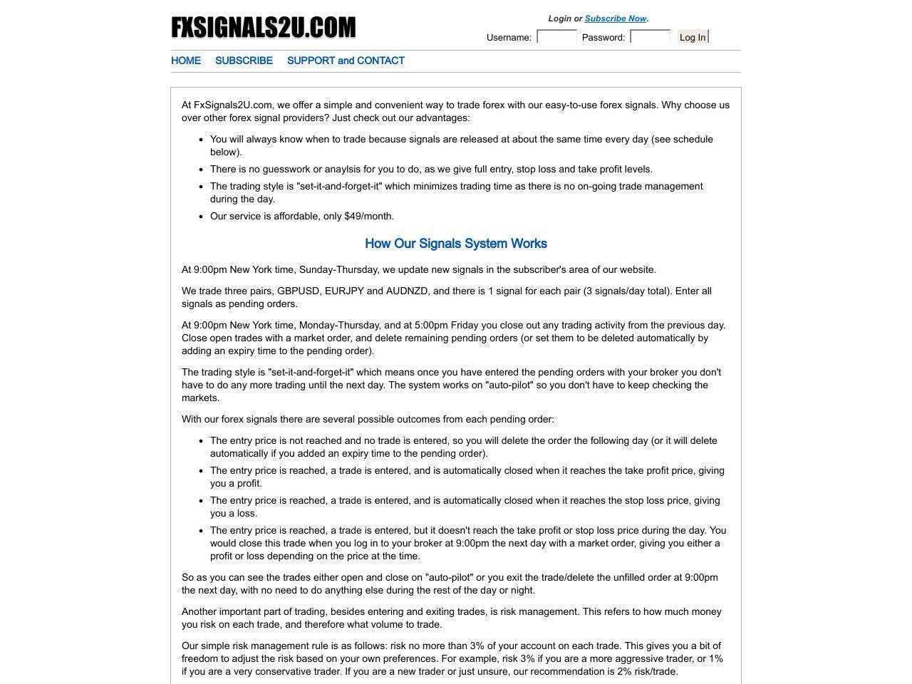 Forexsignals2u Forex Wiki Trading Lab