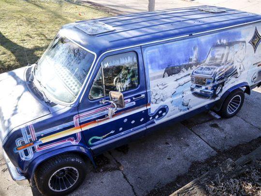 1976 Ford E-150 for sale   70's Custom Vans!!!   Gmc vans