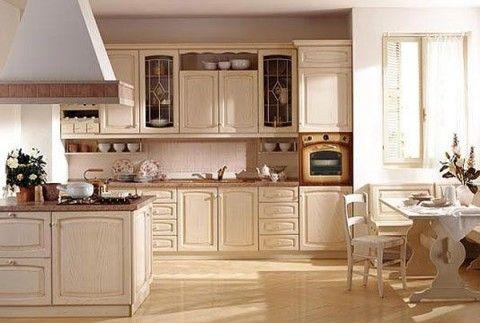 cocinas clasicas para enamorarse ideas - Cocinas Clasicas