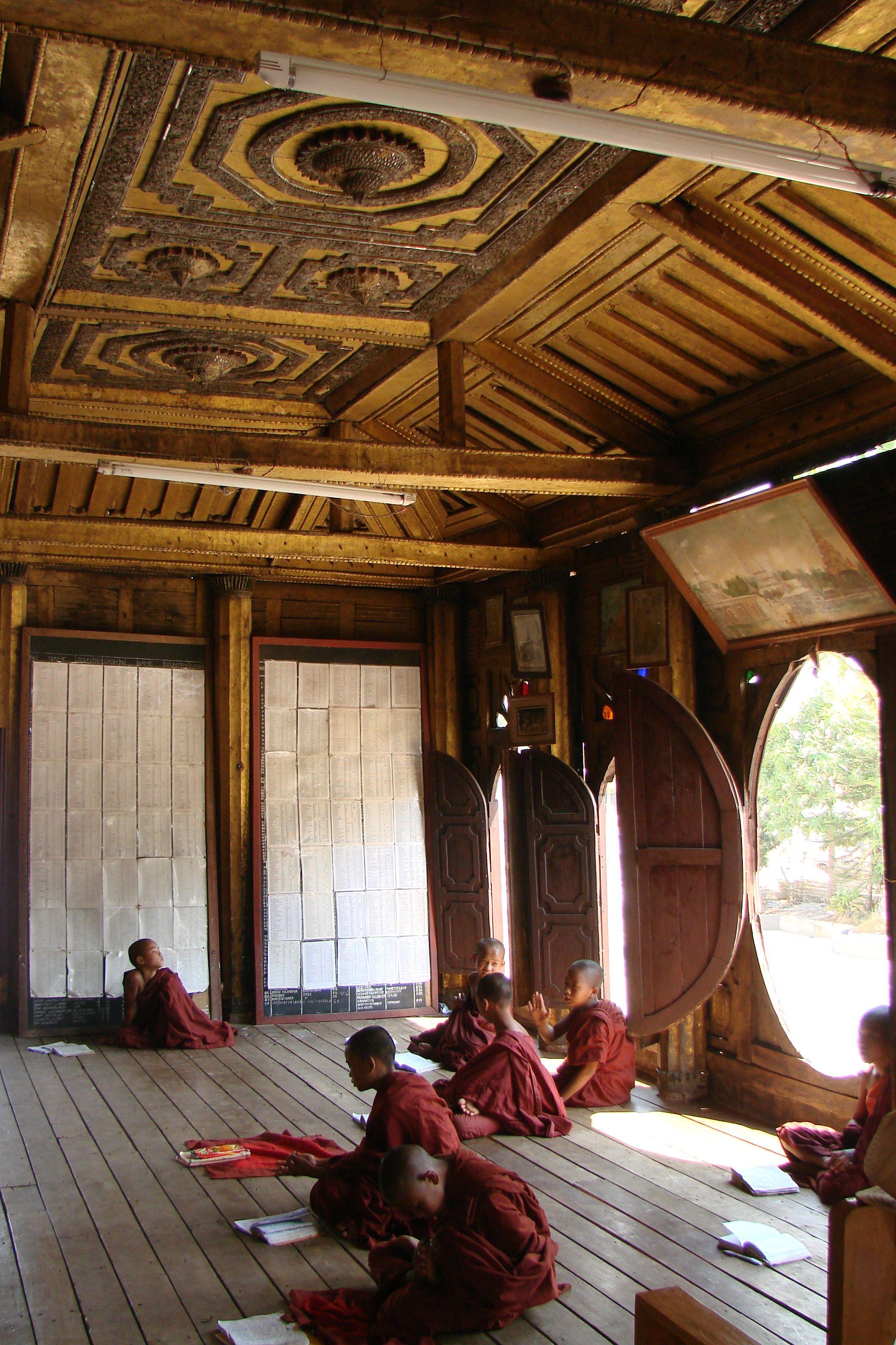 Monks, Burma | Decor, Home decor, Monk