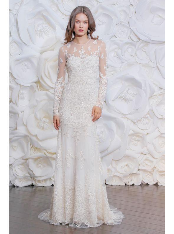 アクア・グラツィエがセレクトした、NAEEMKHAN(ナイーム カーン)のウェディングドレス、NK156をご紹介いたします。