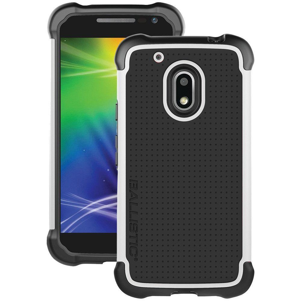 Ballistic Motorola G4 Play Tough Jacket Case Motorola