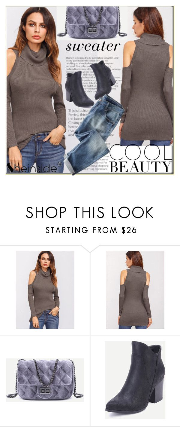 """""""Street style,SheIn 10/IV"""" by sajra-de ❤ liked on Polyvore featuring Wrap"""