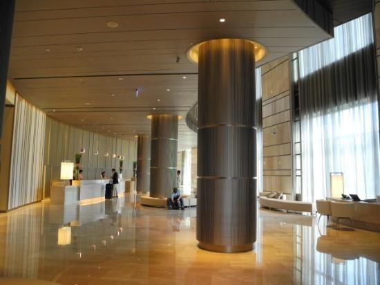 Hotel nikko saigon hotel lobby vietnam hotel nikko for Design hotel vietnam