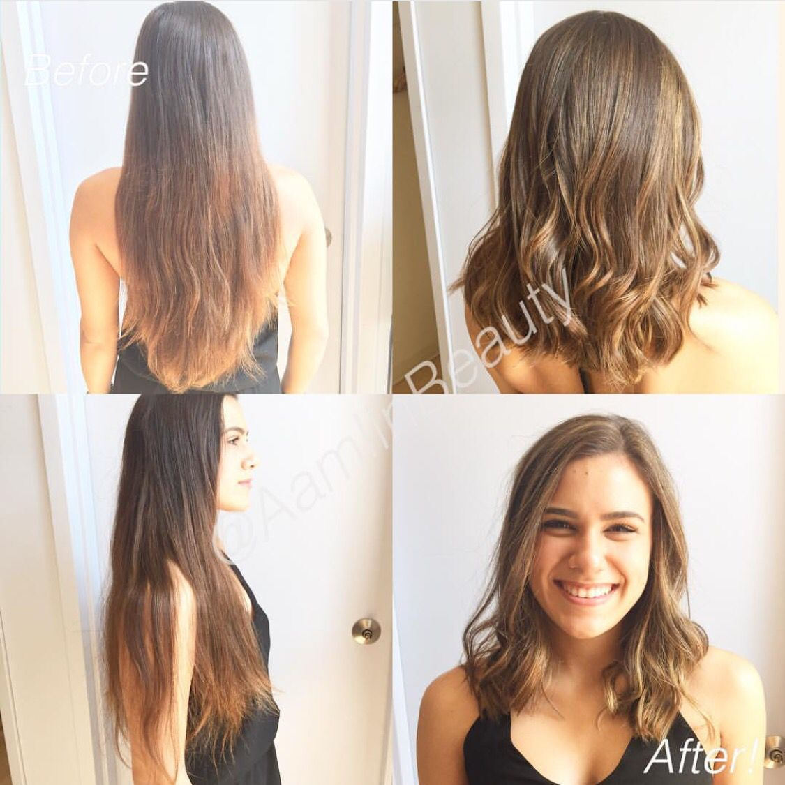 Donate Your Hair And Rock A Long Bob My Portfolio Pinterest
