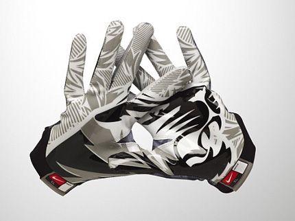Mizzou Football Gloves Gloves John Cena