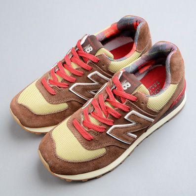 2013 nuevos contadores de producción Nota de los hombres estadounidenses, zapatillas originales / M574PB