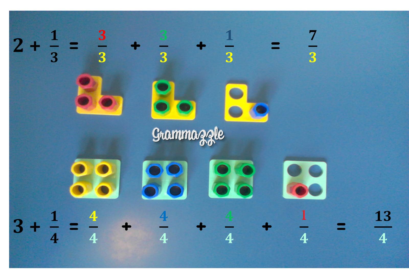 Matematicas Con Numicon