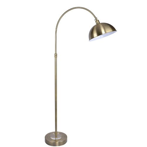 Found It At Wayfair Vintage 63 5 Quot Arched Floor Lamp Arc Floor Lamps