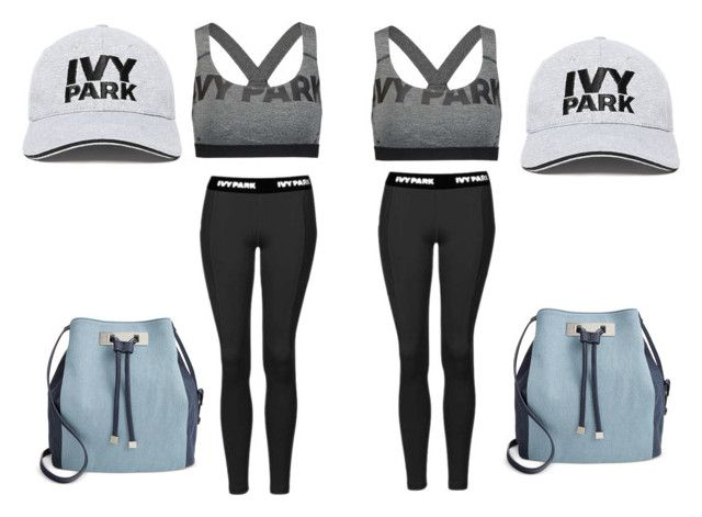 """""""jumelles au sport IVY PARK"""" by chanelikoli on Polyvore featuring Topshop, Ivy Park and INC International Concepts"""