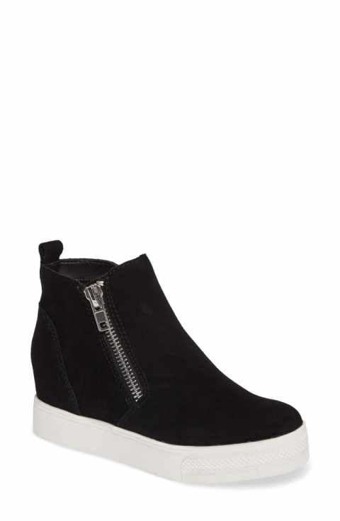 60f31d04f35 Steve Madden Wedgie High Top Platform Sneaker (Women) | Fashion in ...