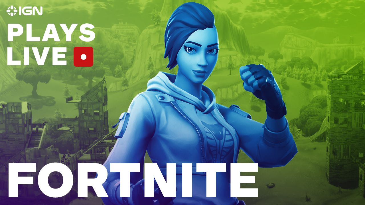 Join Us for Four Days of Fortnite Streams This Week