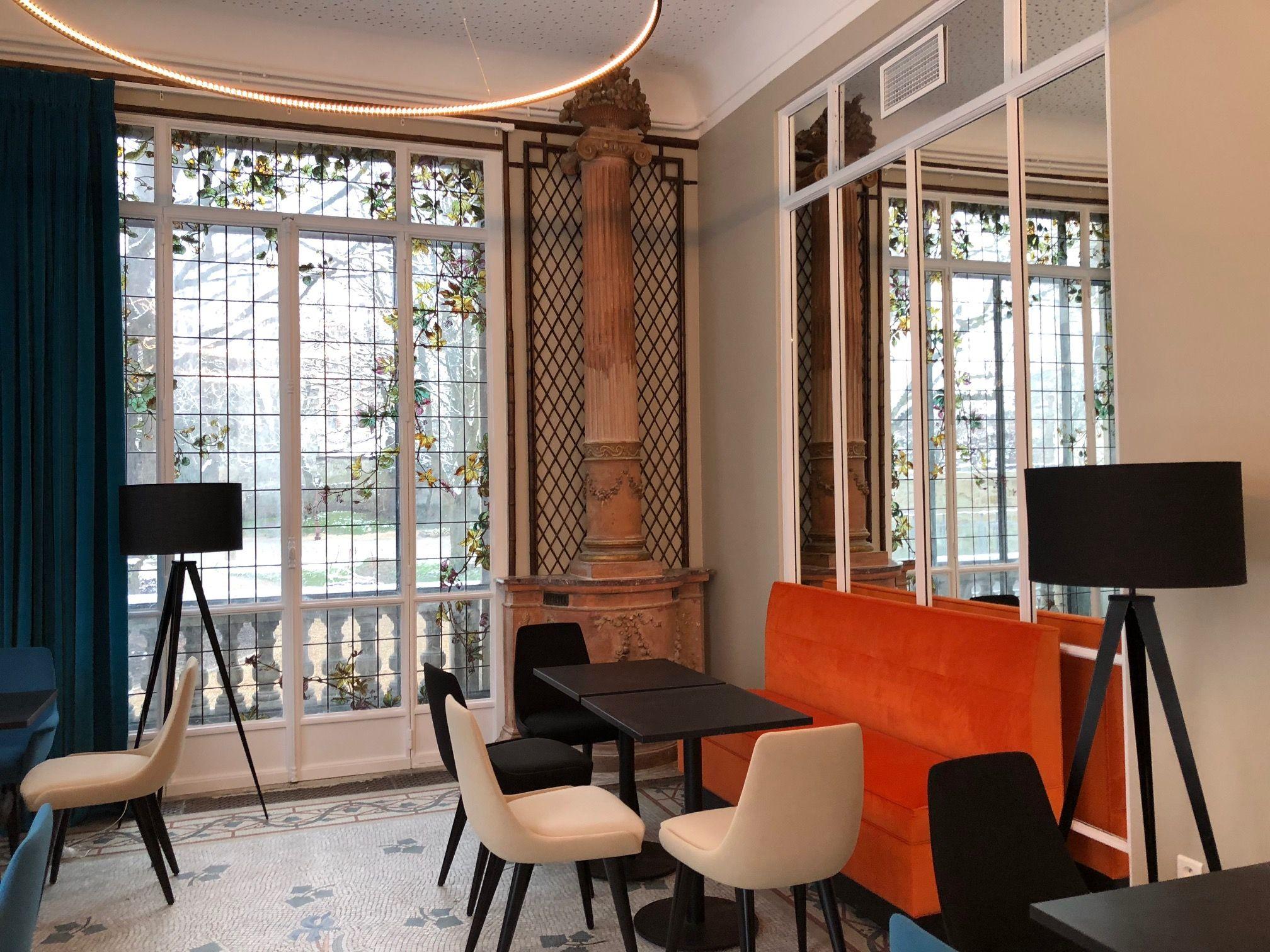 Le Cafe Des Arts Theatre Alexandre Dumas De Saint Germain En Laye Bonnes Adresses Paris Home Decor