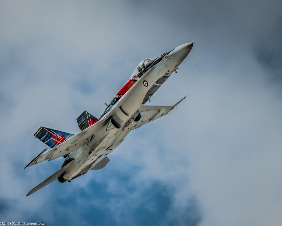 Royal Canadian CF18 Hornet