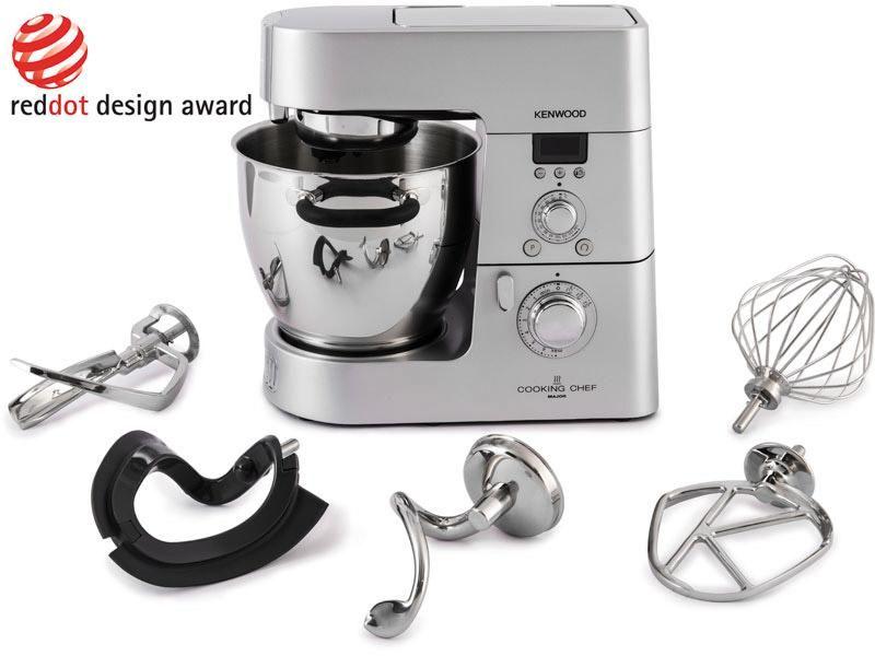 Emejing Robot Cucina Kenwood Cooking Chef Contemporary ...