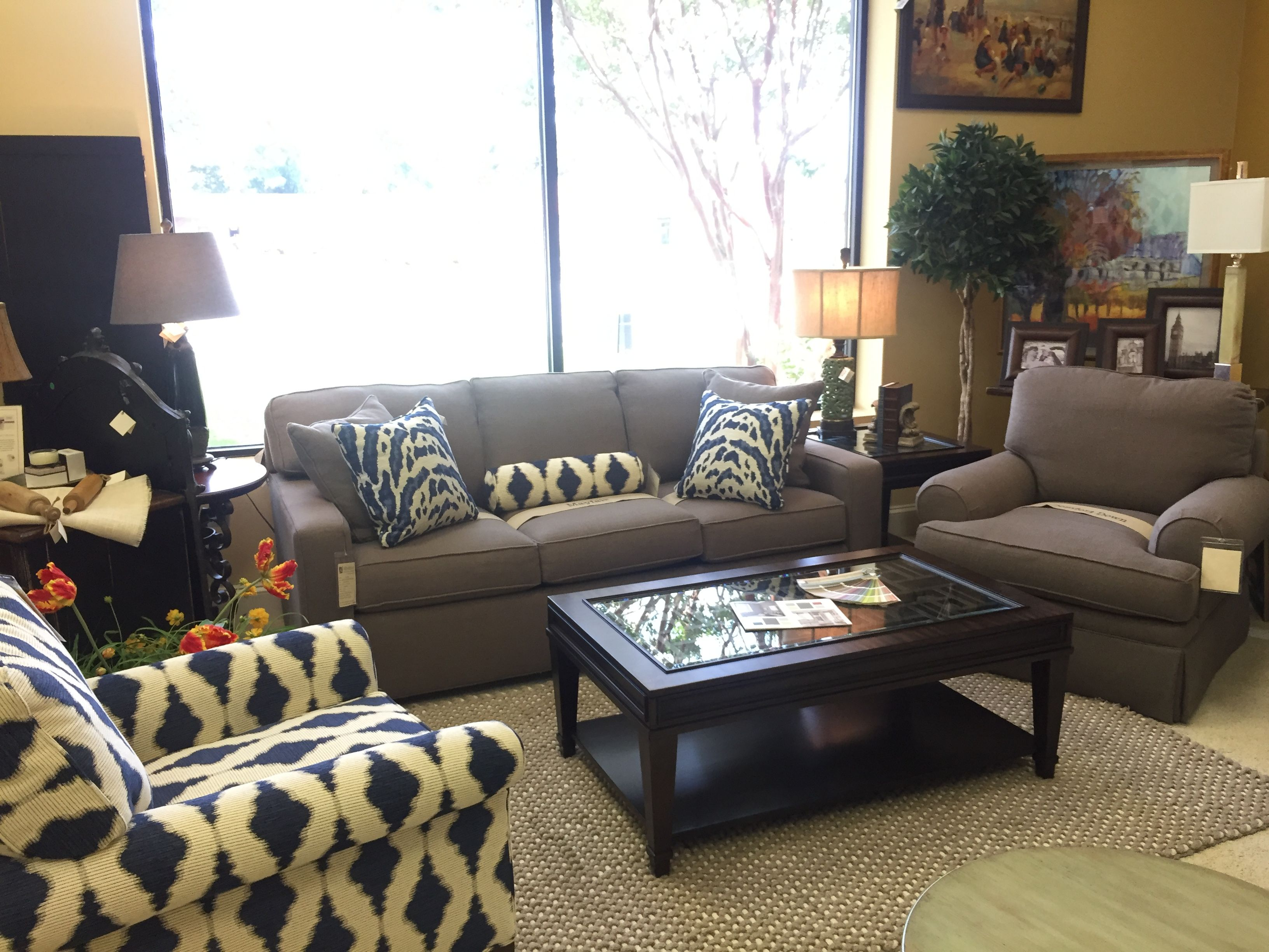 Shop at Albritton e in and check out our CR Laine Copley chair