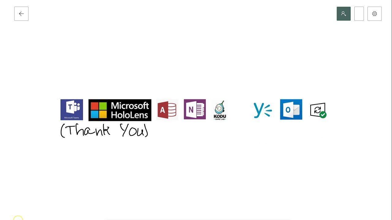 Microsoft Whiteboard Whiteboard app, Microsoft, Desktop