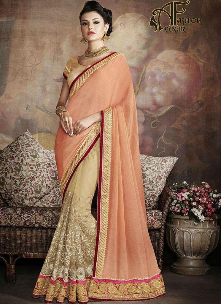 Indian Saree Online Shopping | Saree designs, Party wear ...