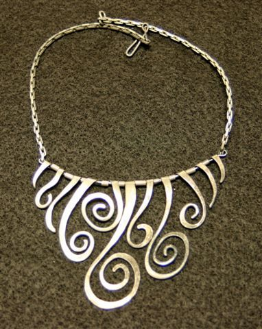 Necklace   Ruth Berridge, an American modernist jewelry designer ...