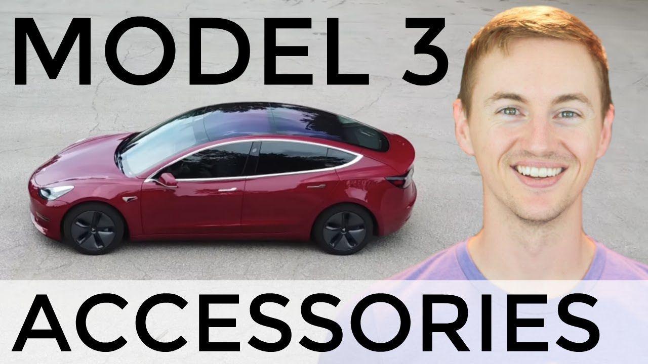 Top 8 Must Have Tesla Model 3 Accessories Tesla Accessories Tesla Model Tesla