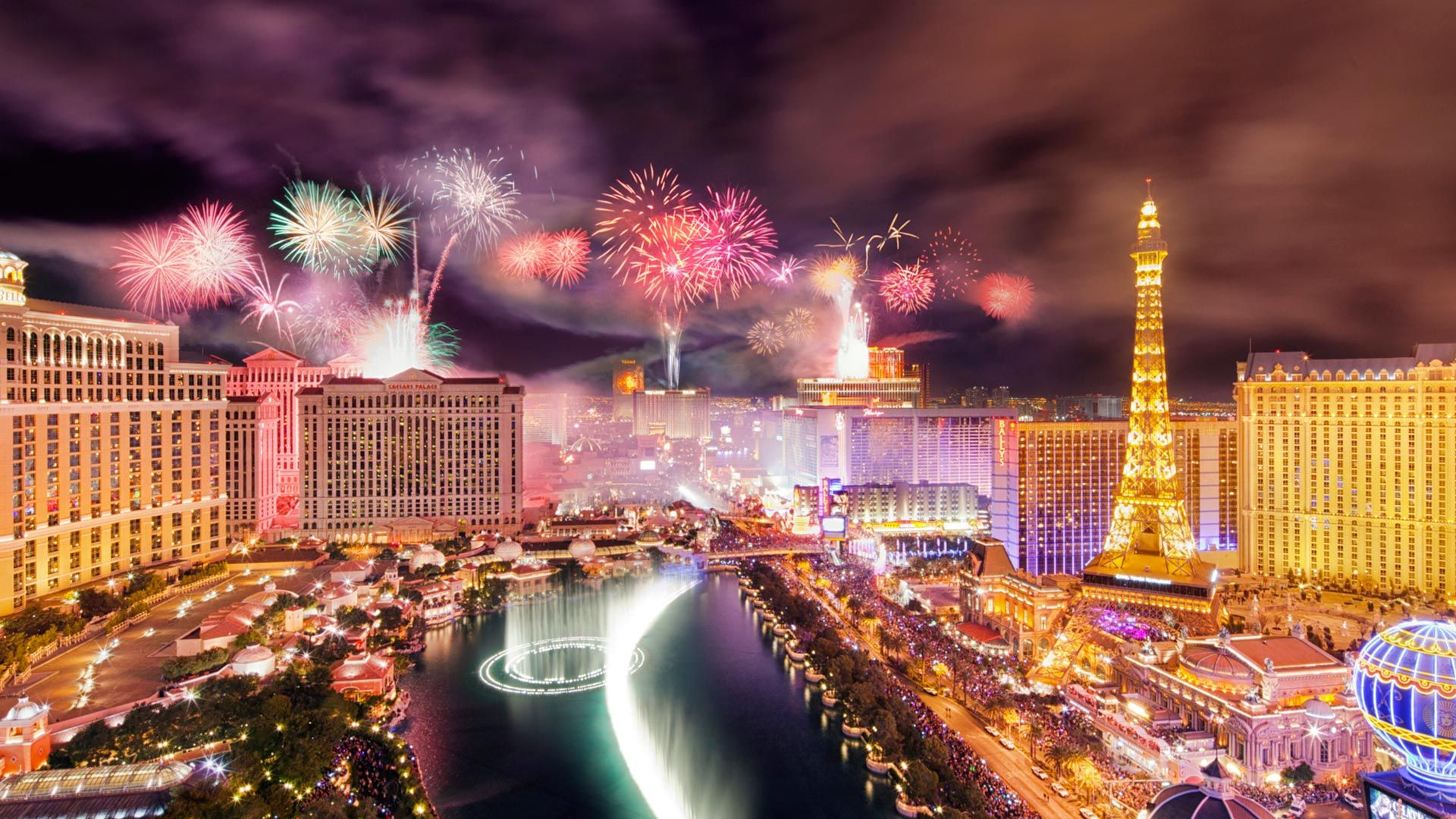 Win a Vacation Vegas new years, New years eve in las