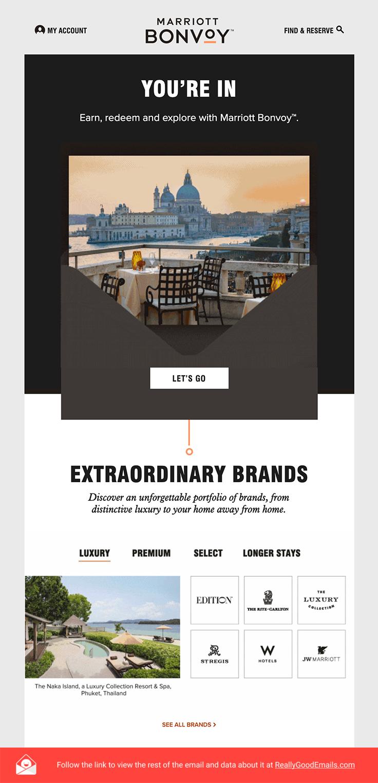 Discover Marriott Bonvoy Smiles Davis Marriott Discover Best Email