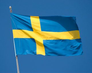 Swedish Flag Swedish Flag Facts About Sweden About Sweden