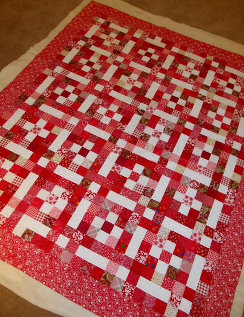The Quilt Ladies Quilt Pattern Shop, original quilt pattern