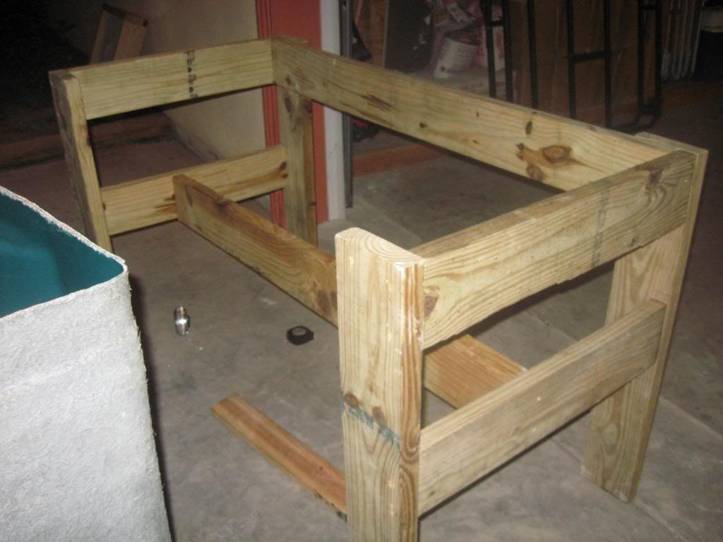 Lovable diy dog bath tub as well as building a custom elevated dog ...