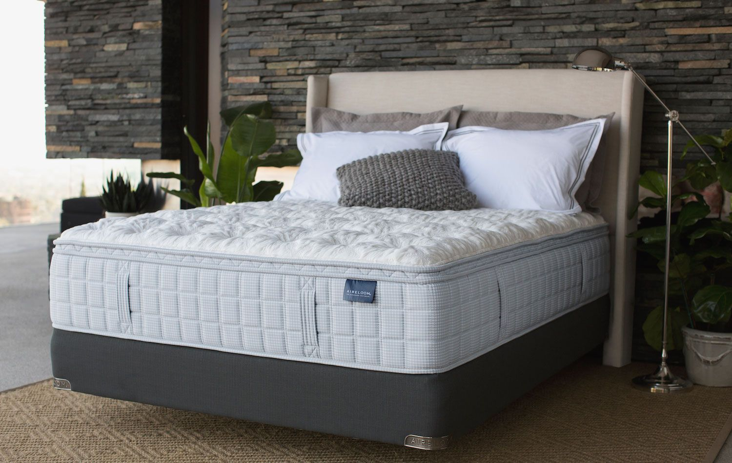 Most Expensive Mattresses In The World For Your Bed Today Bedroom Design Aireloom Mattress Furniture