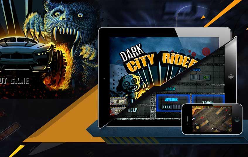 Iphone Ipad Android Game Development Company Dark City City