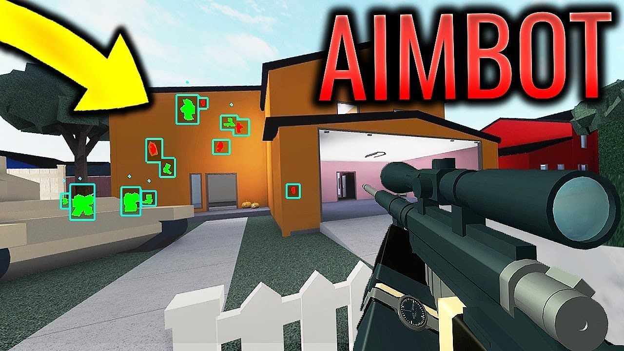 roblox aimbot hack download 2018