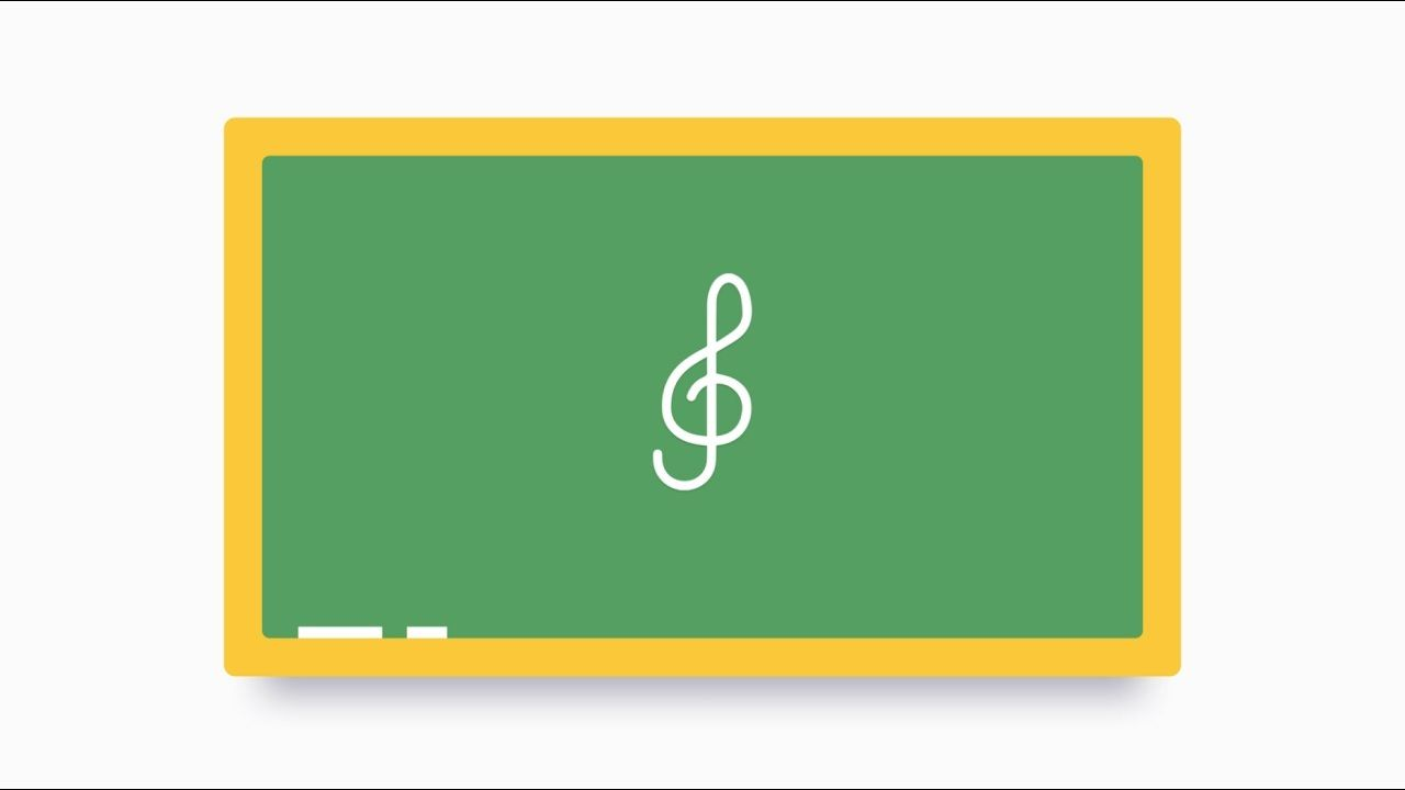 Flat and Google Classroom: Music notation and composition