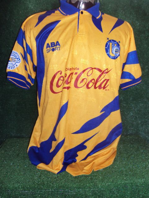 online store d8abc a5a5f Jersey Tigres UANL adidas, atletica, aba sport, umbro etc
