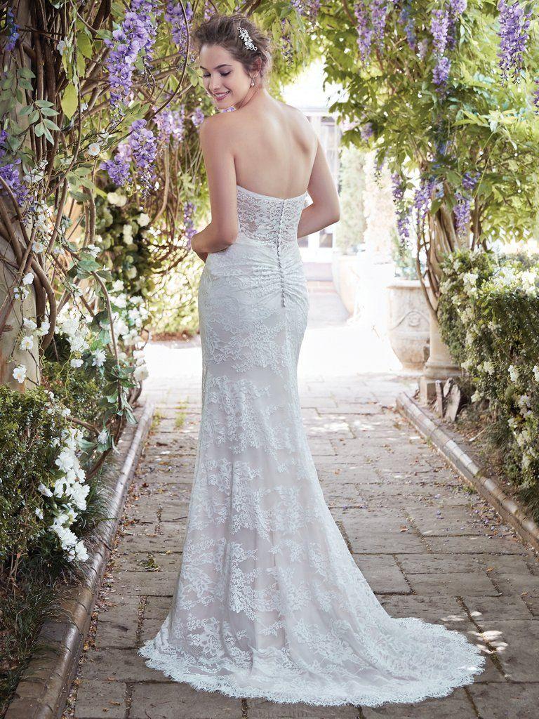 Octavia Wedding Dress by Maggie Sottero | Rebecca Ingram | Pinterest ...
