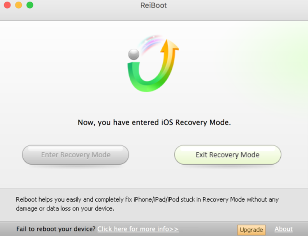 Download ReiBoot To Fix iPhone Recovery Mode #reiboot