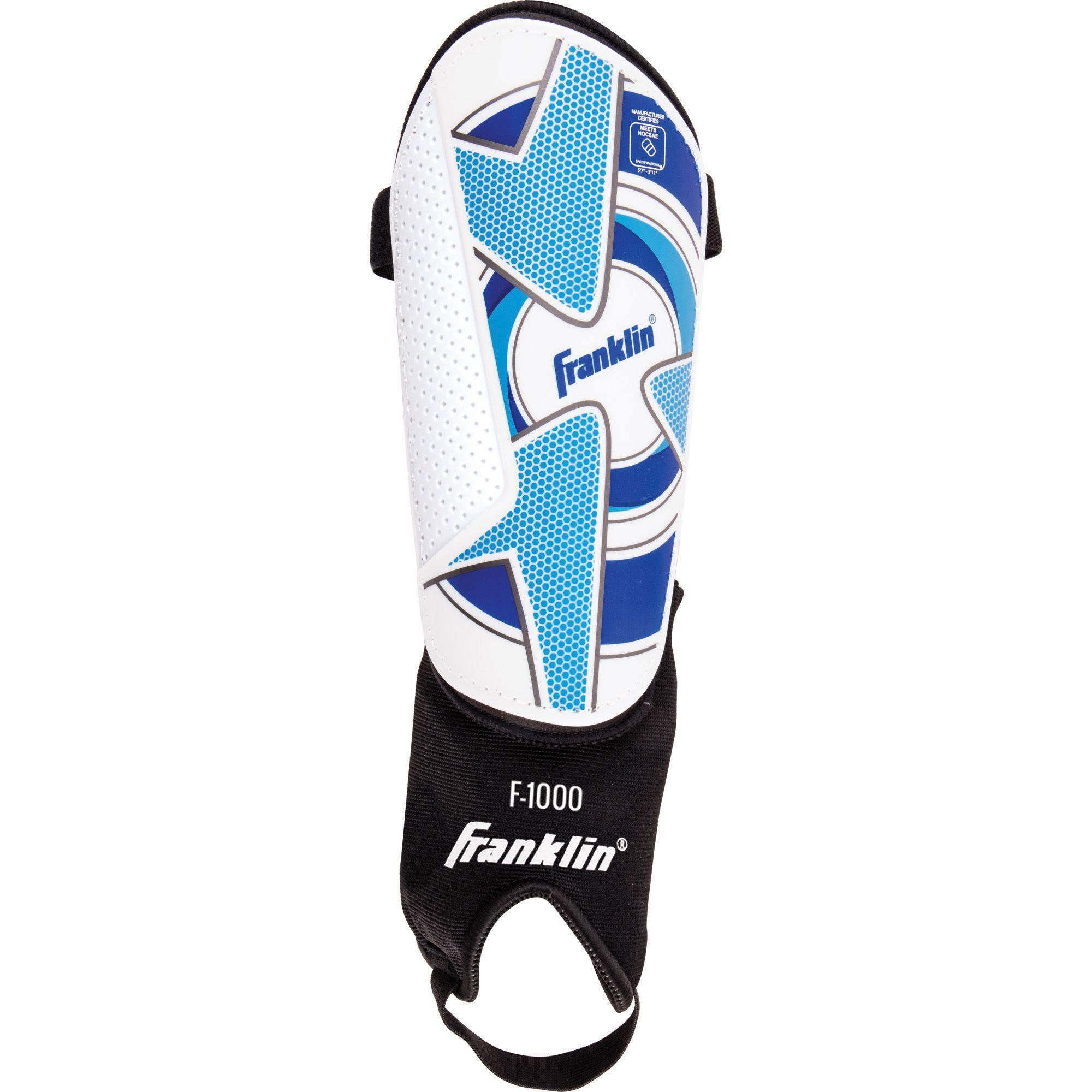 Franklin Sports F1000 Small Shin Guards (Franklin Sports