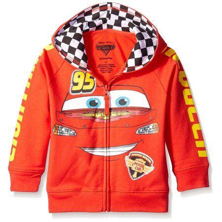 Disney Cars Boys Hoodie Sweatjacket