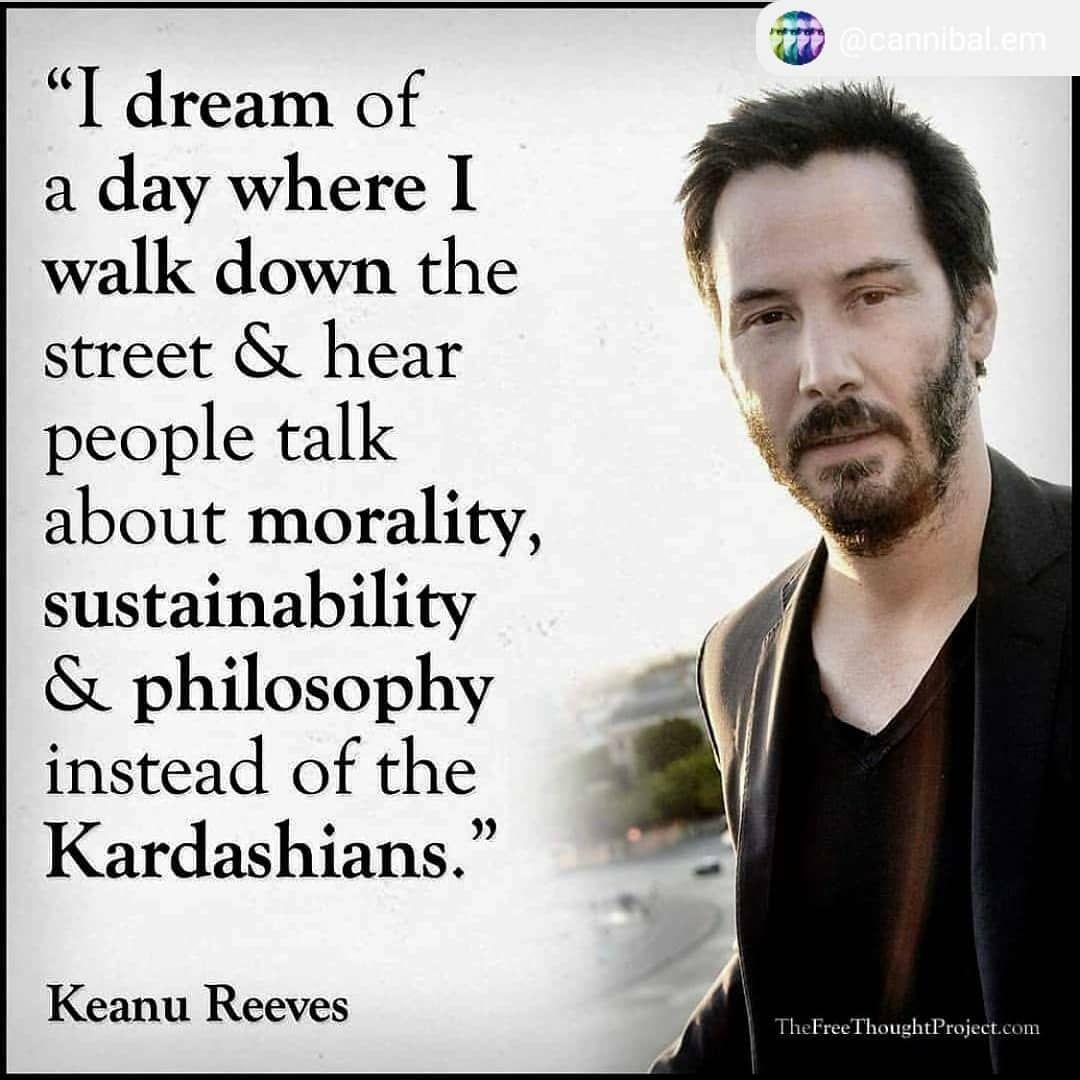 Keanu Reeves For Me
